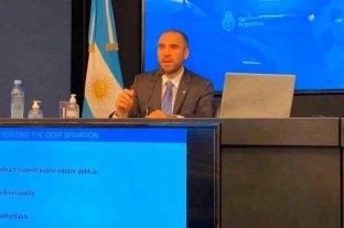 Argentina postergó un pago al Club de París