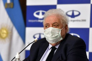 "Ginés González García tiene un ""hematoma subdural"" -  -"