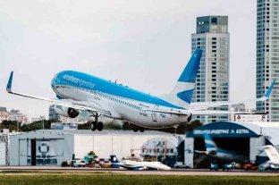 Un avión de Aerolíneas que viajaba a Londres a traer varados tuvo que volver por una falla técnica