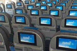 Aerolíneas Argentinas pagará el 50% del salario de junio