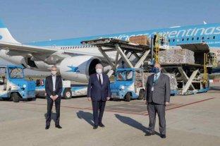 Meoni respaldó la fusión de Aerolíneas Argentinas y Austral
