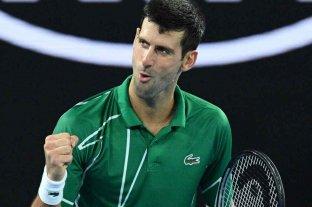 """Djokovic reveló que jugó """"borracho"""" un partido de Copa Davis"""