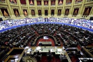 Por dificultades en el sistema de votación virtual, la sesión de Diputados se pospuso para el sábado