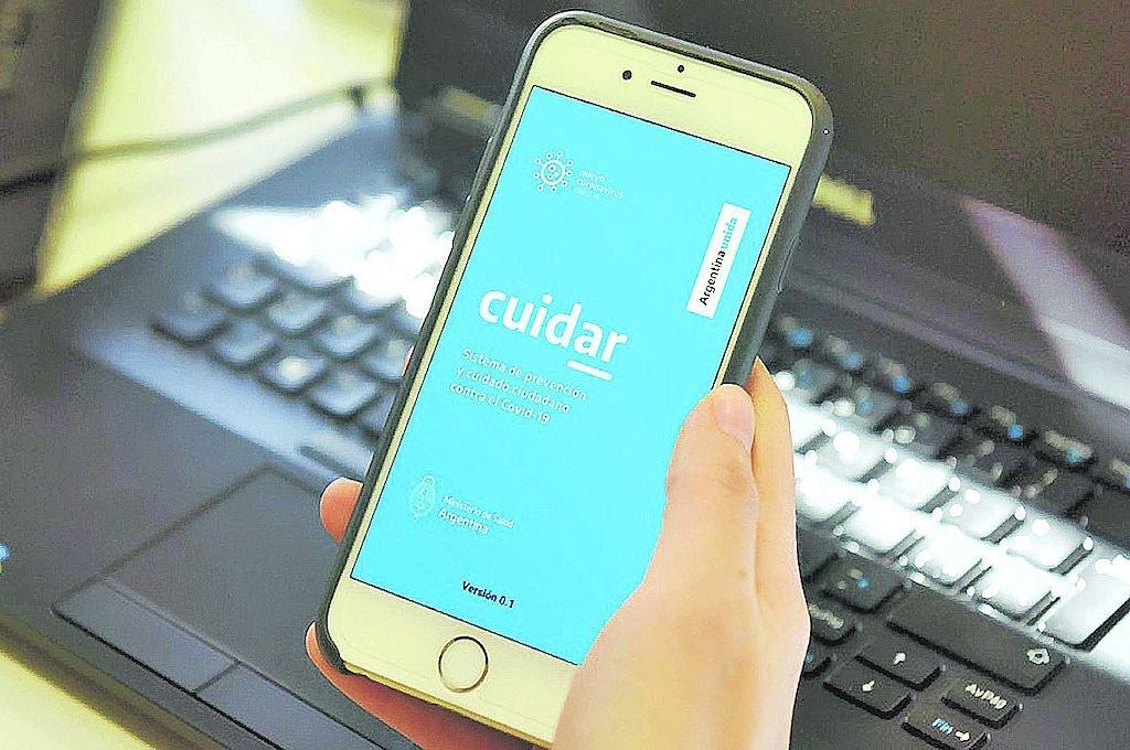 La nueva app tiene como objetivo central permitir la autoevaluación de síntomas en pocos pasos.