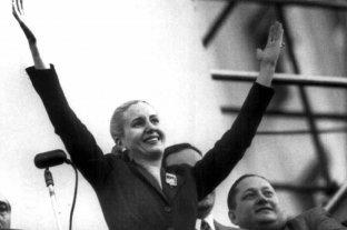Dirigentes políticos recordaron a Evita en el aniversario 101 de su nacimiento