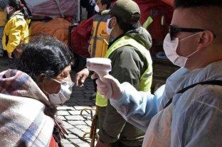 Bolivia superó los 7.700 infectados por coronavirus