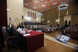 Acuerdo en Diputados para avalar el Consejo Económico y Social