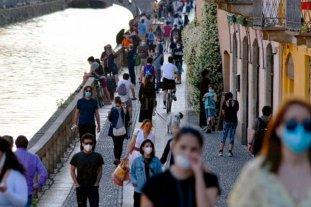 Italia sumó 60 muertos y 178 nuevos contagios de coronavirus