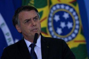 Bolsonaro amenaza con retirar a Brasil de la Organización Mundial de la Salud