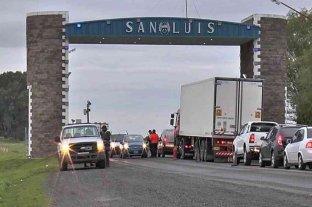 San Luis pidió a la justicia federal que se ordene el levantamiento de los cortes de rutas
