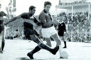 La historia de Sanguinetto y la primera vez ante Boca
