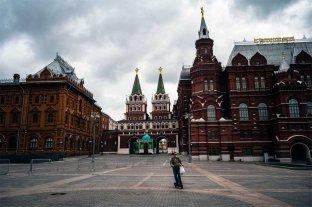 Rusia se mantiene por debajo de los 10.000 casos diarios de coronavirus