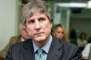 Conceden apelación del fiscal para que Casación revise decisión de dar domiciliaria a Boudou