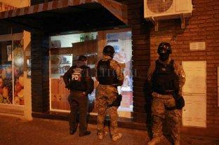 Condenan a siete miembros de  una banda narco de Esperanza