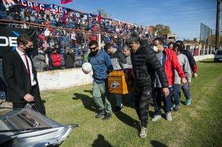 """Seguirá preso el acusado por el crimen del """"Trinche"""""""