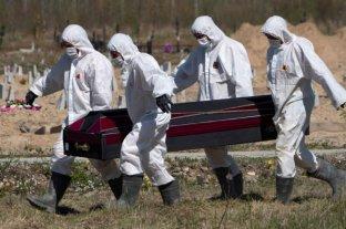 Estados Unidos se acerca a las 100.000 muertes por coronavirus