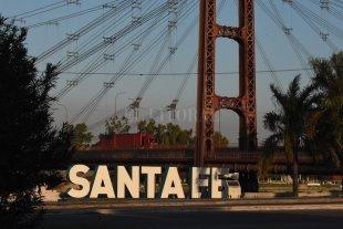 Viernes agradable y con algunas nubes en la ciudad de Santa Fe -  -