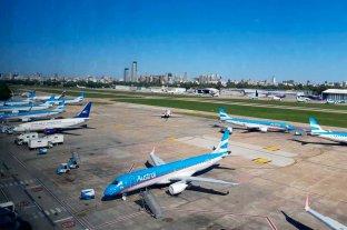 Argentina retomará los vuelos regulares a partir del 1 de septiembre