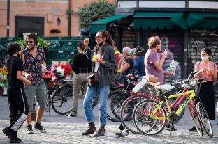 Italia confirmó 71 fallecidos y 321 nuevos contagios de coronavirus en 24 horas