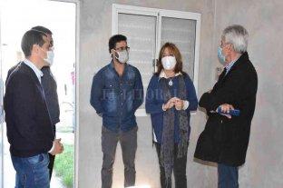 Frana confirmó la culminación de 78 viviendas en San Javier