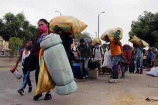 Migrantes y refugiados venezolanos sufren de mayor estigmatización por la pandemia