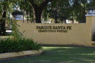Cuantioso robo de placas de  bronce en Cementerio Parque