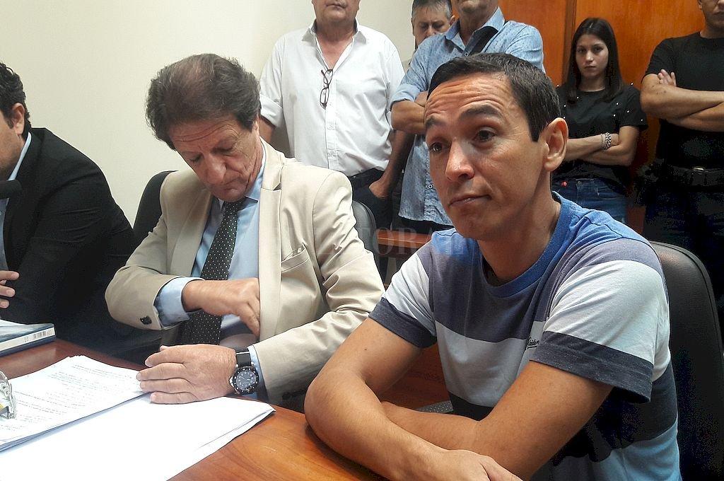 El imputado, Juan Valdéz, está próximo a cumplir el plazo límite de 3 años de prisión preventiva. Crédito: Archivo