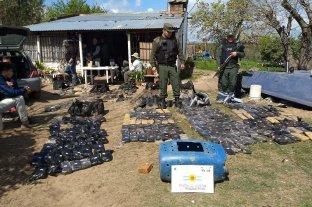 Traían droga en barco desde Paraguay y ahora irán a juicio