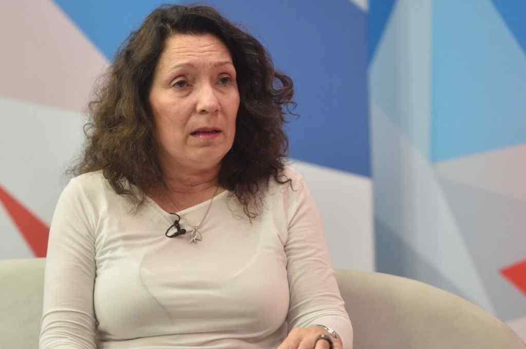 Cristina Caamaño, la designada por el presidente para presidir a la AFI.   Crédito: Gentileza