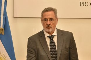 "Sain denunció el uso de ""gastos reservados"" de Asuntos Internos para pagar un abogado para cinco policías - Marcelo Sain.  -"