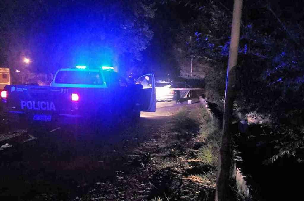 Detienen a un hombre en Luján cuando intentaba deshacerse de un cuerpo en el río. Crédito: Gentileza