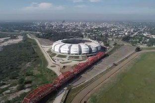Santiago del Estero ya completó la construcción de su estadio para la Copa América del año próximo
