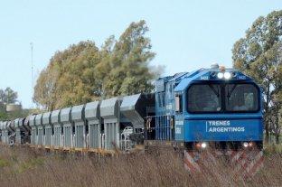 Aumentan las cargas ferroviarias