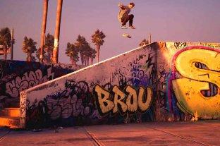 Presiona Start: el mítico juego Tony Hawk´s Pro Skate vuelve remasterizado