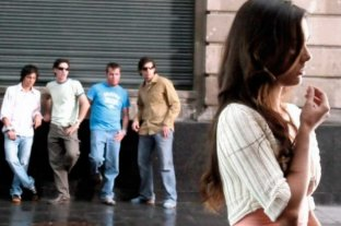 El Senado dio media sanción a la ley contra el acoso callejero
