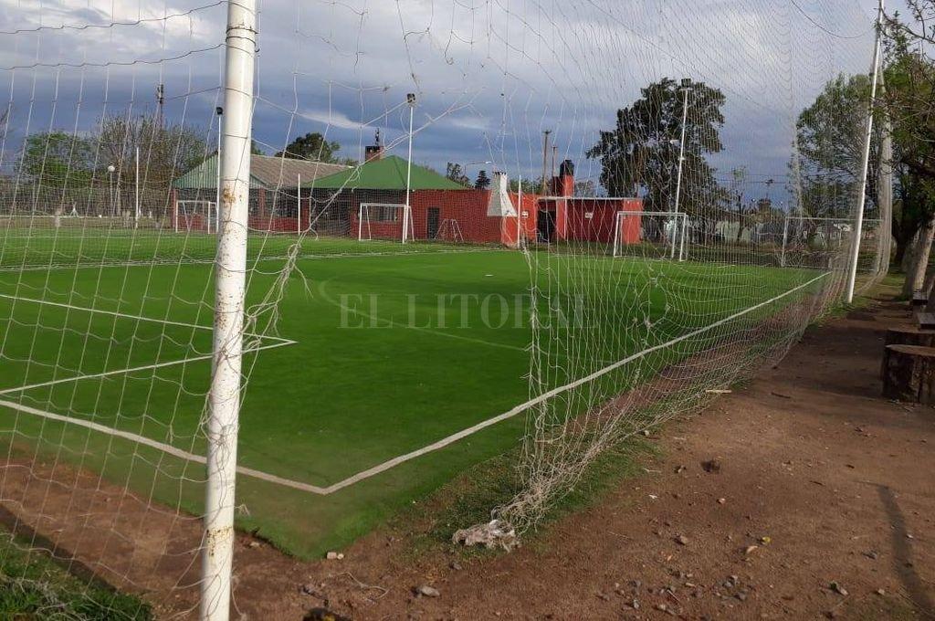 """Los """"Fútbol 5"""" asisten a una crisis que podrían derivar en su cierre definitivo. Crédito: Archivo El Litoral"""
