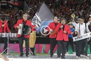 El video de Los Palmeras arrasa en Conmebol