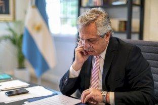 Alberto le respondió a Susana por las críticas a su gobierno