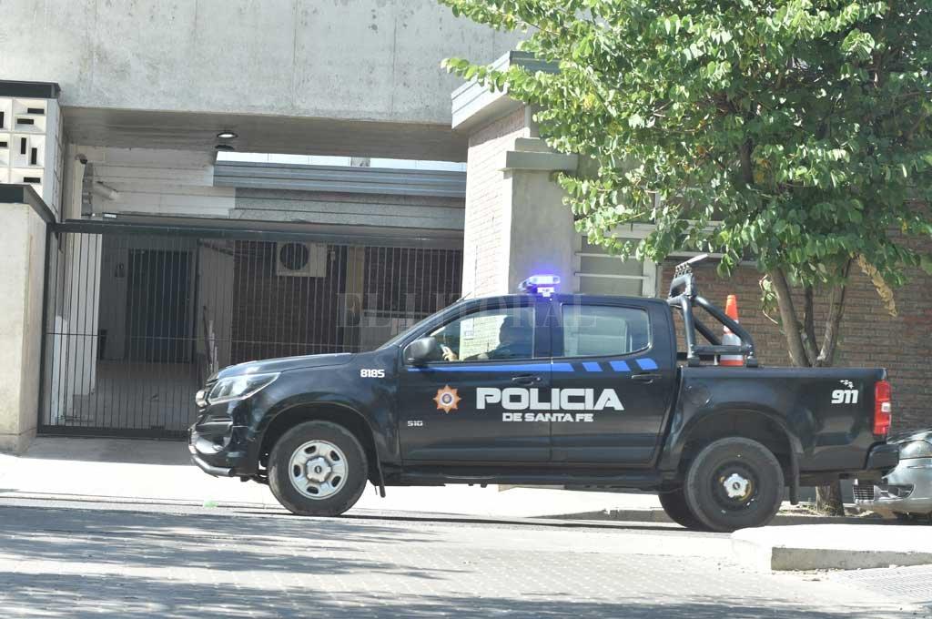La víctima (23) permanecía internado en el hospital Cullen y este domingo confirmaron su deceso. Crédito: Flavio Raina