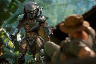 "Llega Arnold Schwarzenegger a ""Predator: Hunting Grounds"""