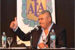 Tapia será oficialmente reelecto como presidente de AFA y se disuelve la Superliga