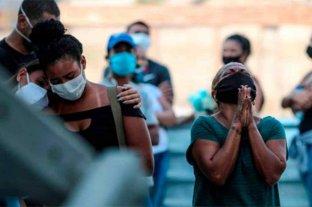 Brasil supera a España en número de muertos por Covid-19