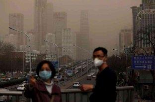 """Leve repunte de nuevos contagios en China con cinco casos """"importados"""""""