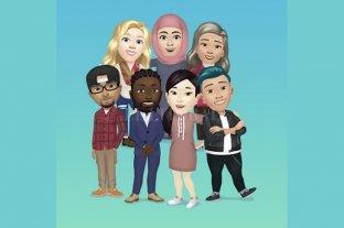 Facebook lanzó avatares estilo bitmoji