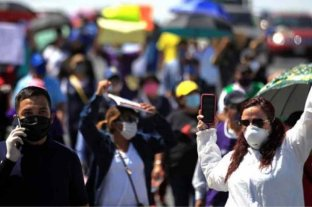 México roza los 30.000 fallecidos por Covid-19