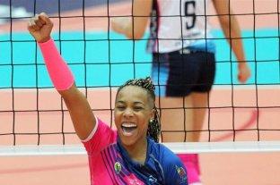 Jessica Soares, la brasilera que jugó en Villa Dora