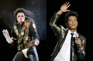 Una teoría afirma que Michael Jackson es el padre de Bruno Mars