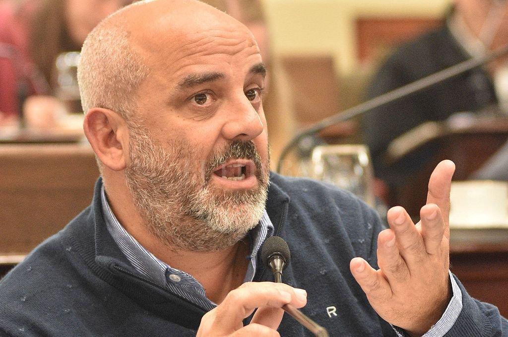 Fabián Palo Oliver. Crédito: Luis Cetraro