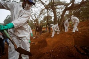 Brasil registró más de mil muertes diarias por Covid-19 -  -