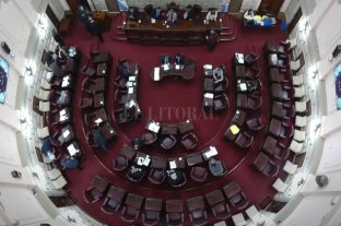 Riesgos de trabajo vuelve a la agenda del Senado